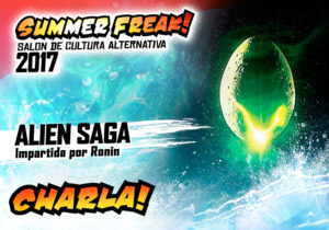 charla alien saga