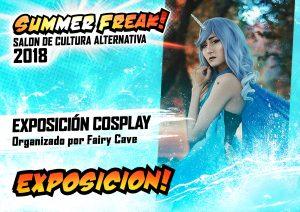 Exposicion Fairy Cave